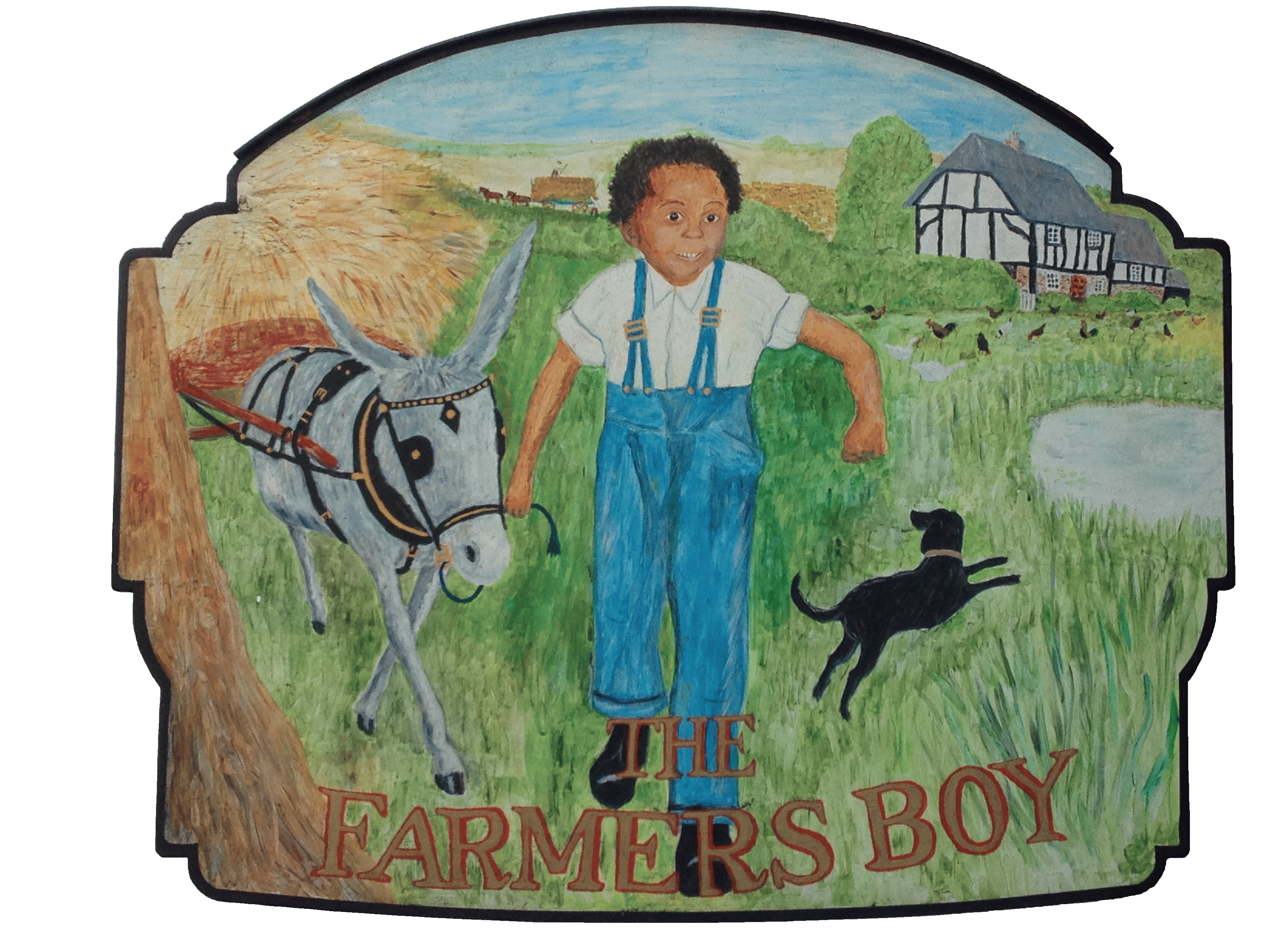 The Farmer's Boy /
