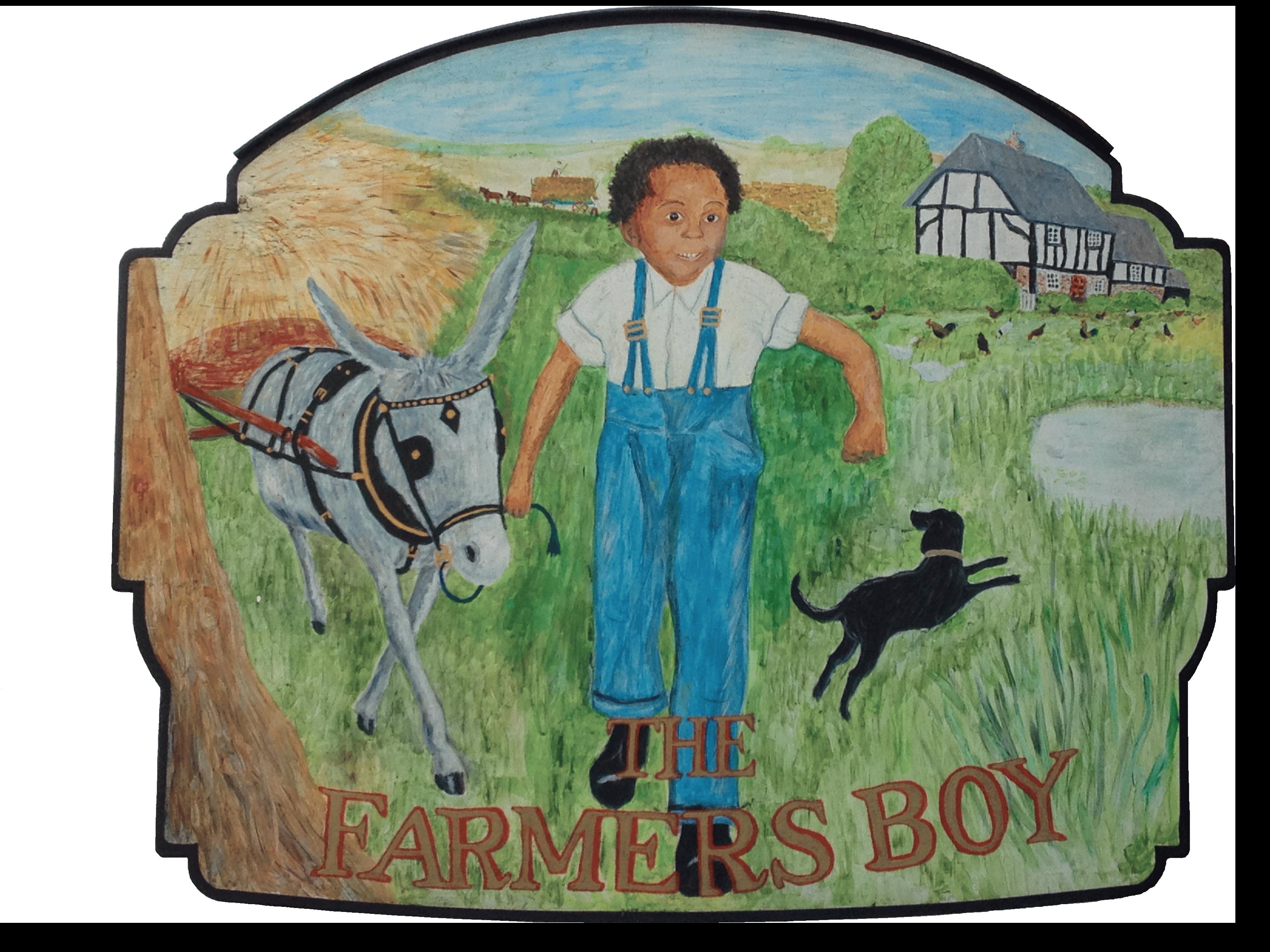 The Farmer's Boy /